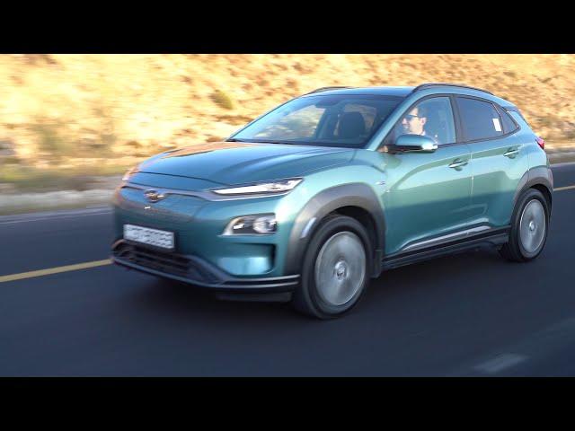 هيونداي كونا الكهربائية 2021 أول SUV كهربائية من هيونداي
