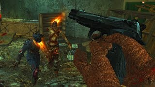 MOB OF THE DEAD 2.0 ZOMBIES! (Call of Duty WaW Custom Zombies)