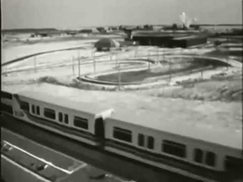 Trans Vancouver Express (Kraftwerk music video parody)