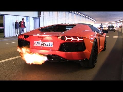 CRAZY SWISS PEOPLE TAKE OVER MONACO WITH THEIR SUPERCARS | TOP MARQUES 2017
