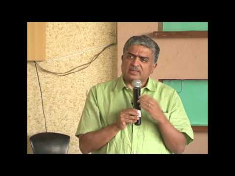 Nandan Nilekani: On Participating in Politics