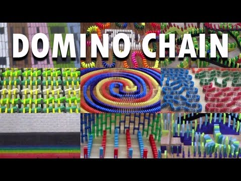 Domino Chain Reboot Episode Compilation 1-25