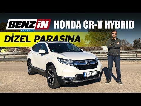 Honda CR-V Hybrid test sürüşü | Dizel yerine geliyor | Doğan Kabak ile kullandık