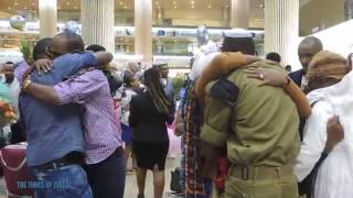 63 Ethiopian immigrants arrive in Israel after years-long wait