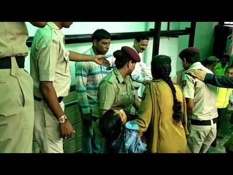 Terror Attack Mock Drill in Govt. Girls Sr. Sec. School, Panama Building, Jama Masjid, Delhi-06