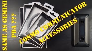 Cosmo Communicator Accessories