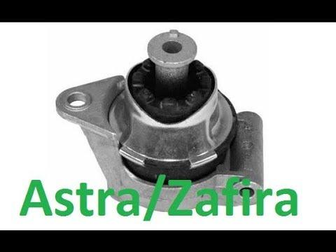 Wymiana Poduszki Tylnej Silnika Opel Astra Zafira Jak Wymienić Poduszkę