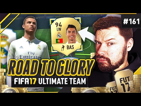 WE GET RONALDO! - #FIFA17 Road to Glory! #161 ultimate team