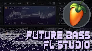 Futurebass Futuretrap made with Parawave RAPID Synth and FL Studio