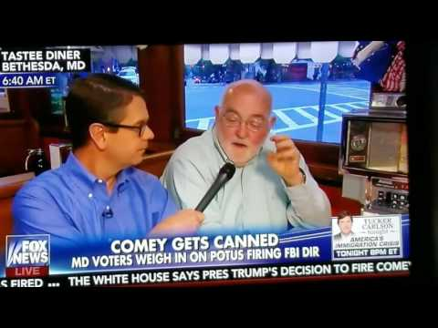 Pat Flaherty Fox News interview at the Tastee Diner