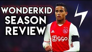 Team of Wonderkids: END of Season Review (Football Manager 2018)