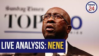 LIVE ANALYSIS: Nene on meeting with Guptas and nuclear deal -  #StateCaptureInquiry
