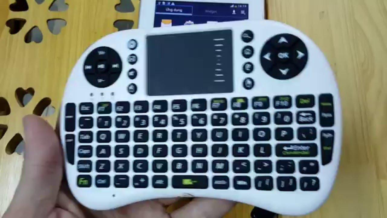 Bàn phím không dây Mini UKB-500 Giá 250k – 0364.502.205