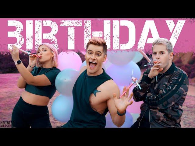 Anne-Marie - Birthday | Caleb Marshall | Dance Workout