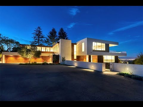 iconic modern home in los altos hills california sotheby s
