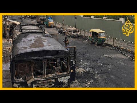 بسبب منشور مسيء للإسلام على فيسبوك.. مقتل ثلاثة أشخاص باحتجاجات في بنغالور جنوبي الهند  - نشر قبل 5 ساعة
