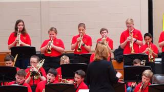 Boyertown Elementary Jazz Band- Blues at Frog Bottom