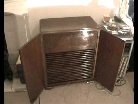 Delicieux Hammond A20 Tone Cabinet