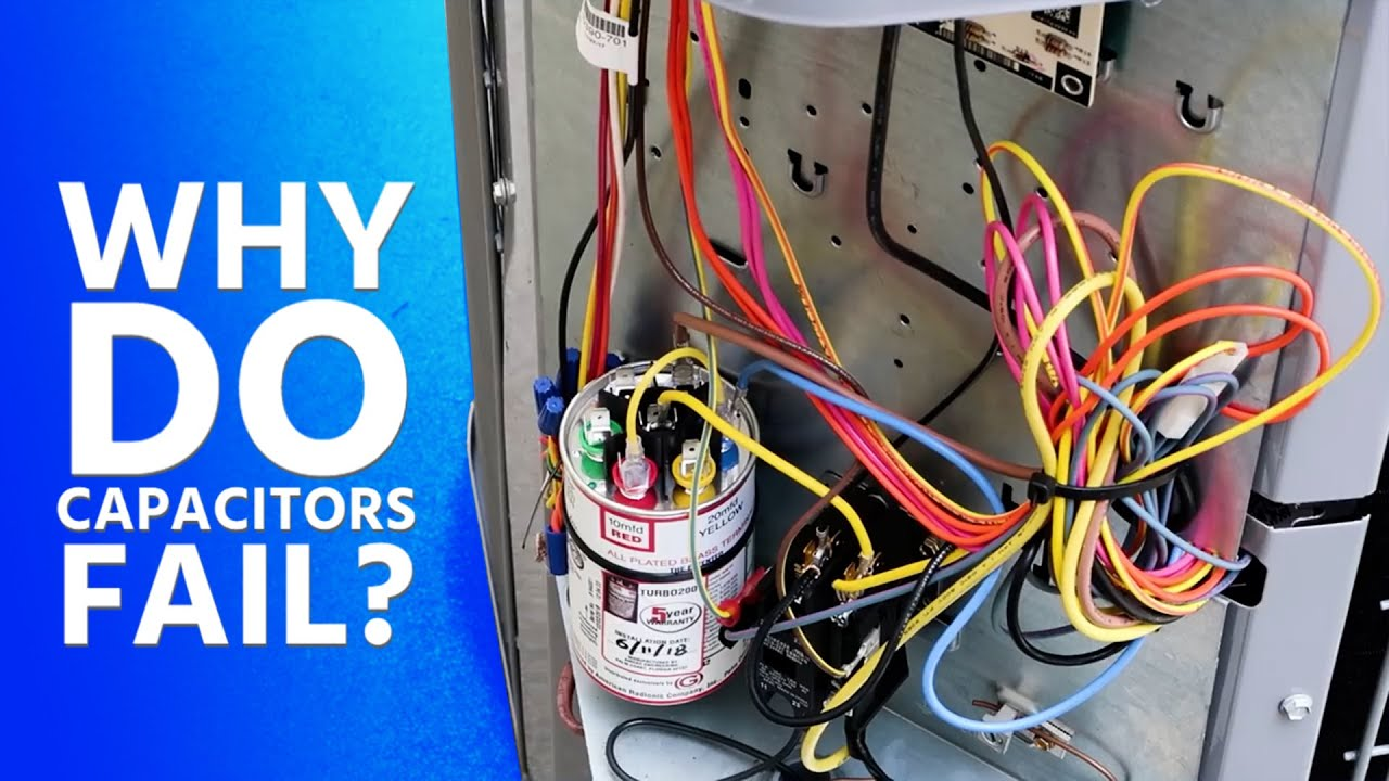 Why Do Capacitors Fail? (It's not why you think)