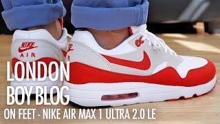 On Feet - Nike Air Max 1 Ultra 2.0 LE
