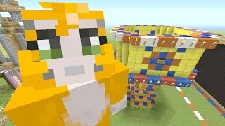 Minecraft: Xbox - Building Time - Anything! {81}