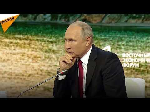 EEF: Vladimir Putin Offers Shinzo Abe Peace Treaty
