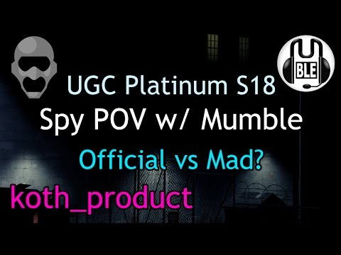 UGC Platinum S18 | Spy POV w/ Mumble | Week 4: Product