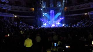 Chris de Burgh, Say goodbye to it All. Royal Albert Hall, London, 2013