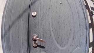 видео наружные двери