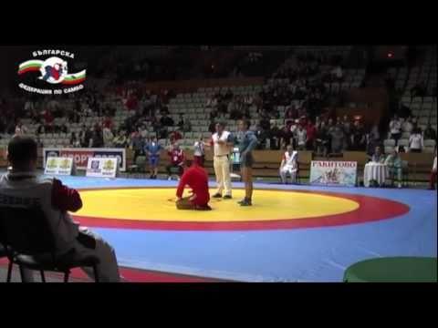 EU Sambo Championship Men 13/05/2011 Category 74kg