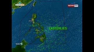 BP: Weather update as of 4:27 p.m. (February 21, 2018)