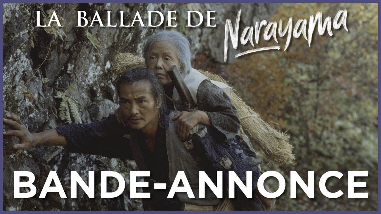LA BALLADE DE NARAYAMA (Palme d'or 1983) - Bande-annonce