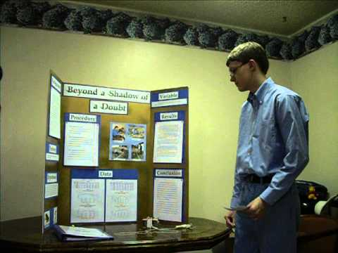 8th Grade Science Project Solar Energy Youtube