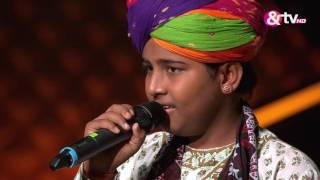 jasu khan blind audition episode 4 july 31 2016 the voice india kids