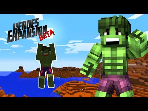 1 12 1] Heroes Expansion Mod Download | Minecraft Forum