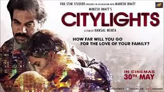 Muskurane | Arijit Singh I Jeet Gannguli | Citylights I RajKummar Rao