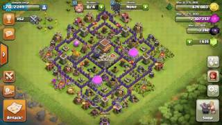 How to get a big loot investing just 20,000 elixir in coc
