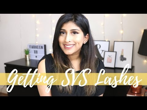 aa96f437648 My Experience With Getting SVS Lashes 👀 - YouTube