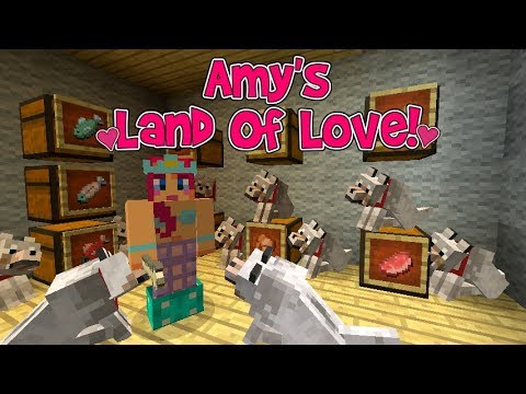 Amy's Land Of Love! Ep.161 THE PET STORE! | Amy Lee33
