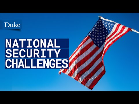 National Security Challenges for the Biden Administration | Media Briefing