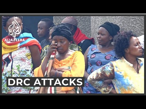 DR Congo: At least 19 killed in new rebel attack near Beni