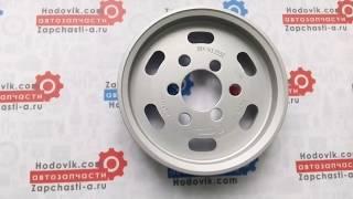 Шкив ГУРа VW T5/Caddy 1.9TDI/2.0SDI VAG 06H145255E