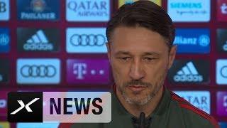 Niko Kovac über Krisen-Ende, das BVB-Duell und das Bayern-Lazarett | FC Bayern München | SPOX