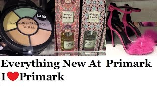 Everything New at Primark November 2016 | IlovePrimark(Primark Haul / shoplog / what's new - November 2016 Everything new from all departments: Womenswear, Ladies Fashion, shoes, boots, Homeware, Cosmetics ..., 2016-11-01T08:52:31.000Z)
