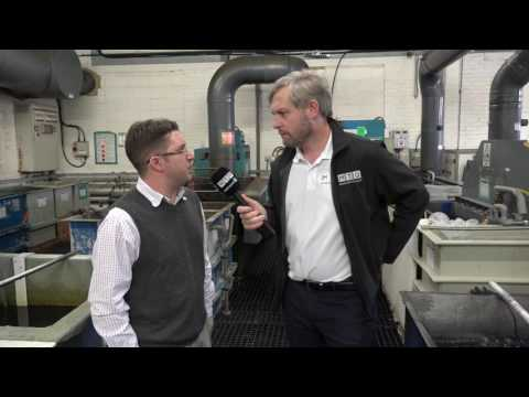 Precision Aircraft Surface Treatment - Acquired by Loftlock Precision Engineering