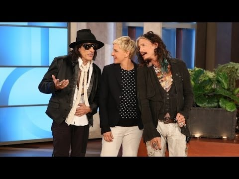 Steven Tyler & Joe Perry Talk Summer Tour Mp3