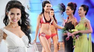 Phan Thi Mo - Miss Earth Vietnam 2011