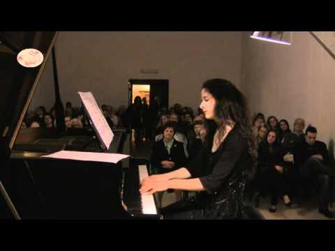 Irene Veneziano 17-04-2011 concerto a Siracusa 3