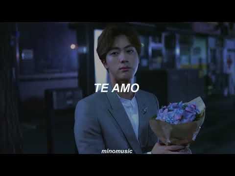 I Love You - Jin (BTS) [Traducida al Español]