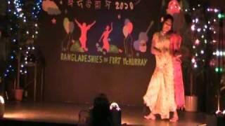 Bangla Dance: Bihure Logon Modhure Logon Akase Batase Lagilo Re